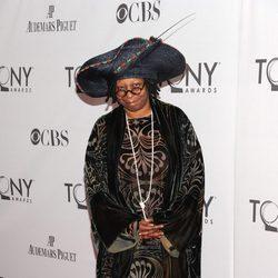 Whoopi Goldberg en los Premios Tony 2011