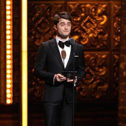 Daniel Radcliffe en los Premios Tony 2011