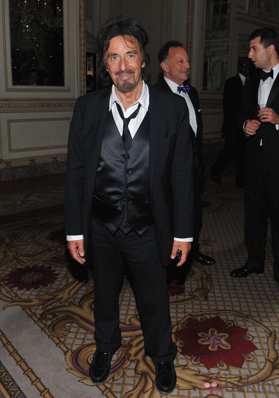 Al Pacino en los Premios Tony 2011