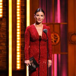 Catherine Zeta Jones en los Premios Tony 2011