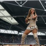 Jennifer Lopez en el Summertime Ball de Londres