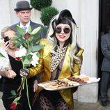 Lady Gaga admirada en Londres