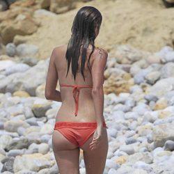 La espectacular Malena Costa en Ibiza