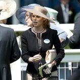 La Princesa Beatriz de York en Ascot