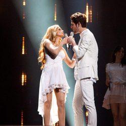 Ell y Nikki, representantes de Azerbaiyán en Eurovisión 2011
