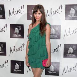 Lucía Ramos en los Must Awards