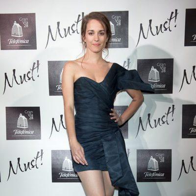 Silvia Alonso en los Must Awards