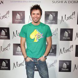 Robert Ramírez en los Must Awards