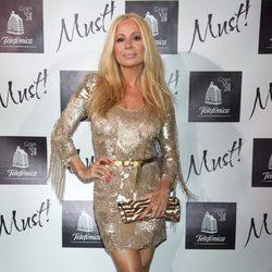 Marta Sánchez en los Must Awards