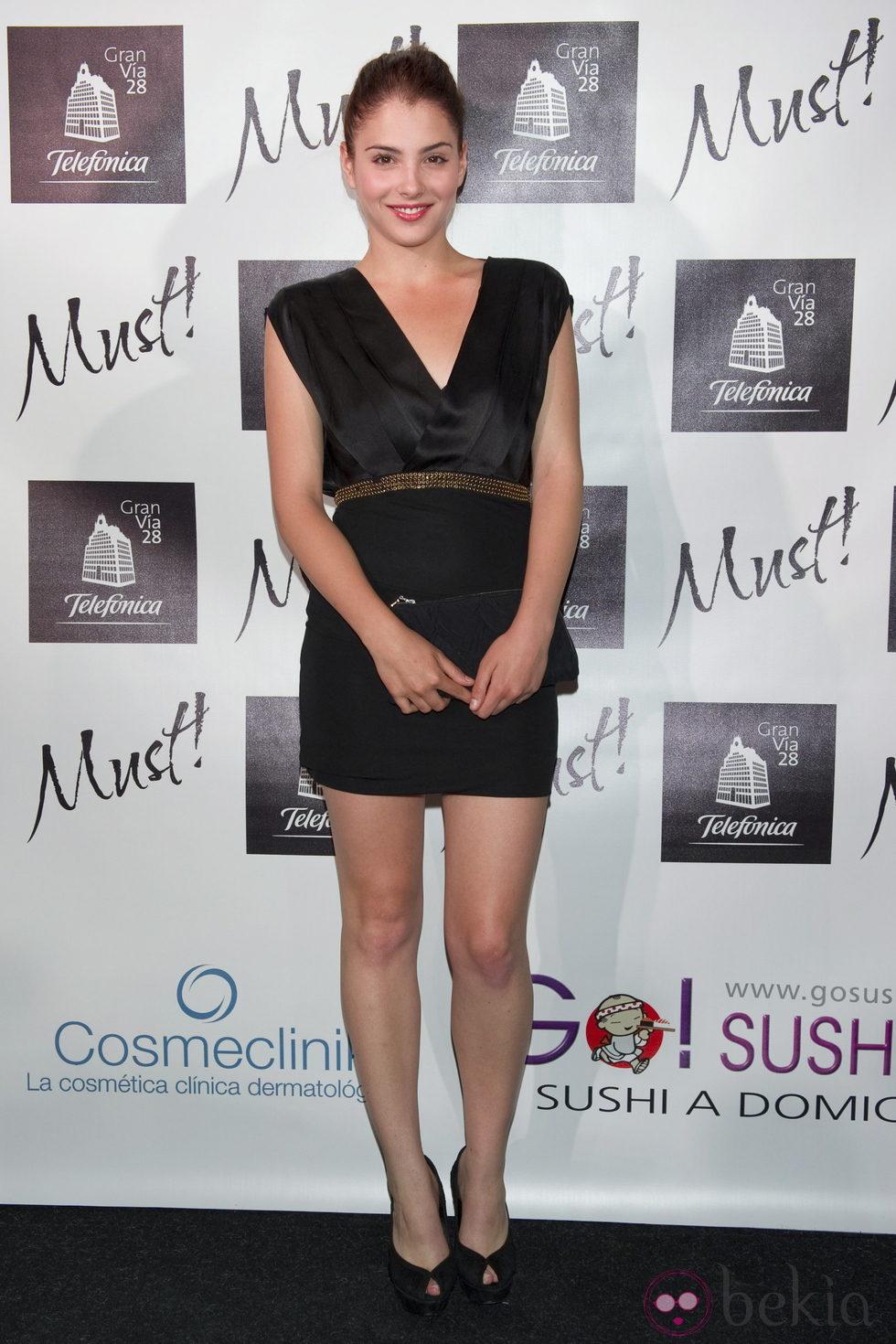 Andrea Duro Descuido andrea duro en los must awards - famosos en los must awards