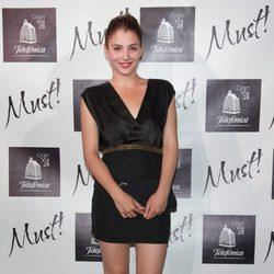 Andrea Duro en los Must Awards