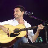 David de María en el concierto 'Lorca somos todos'