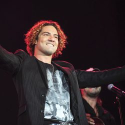 David Bisbal en el concierto 'Lorca somos todos'