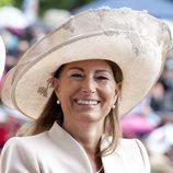 Carole Middleton en Ascot