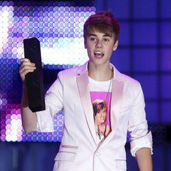 Justin Bieber en los MuchMusic Video Awards 2011