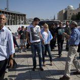 Gerard Piqué y Shakira en Israel