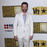 Jon Hamm en los Critics' Choice Television Awards 2011