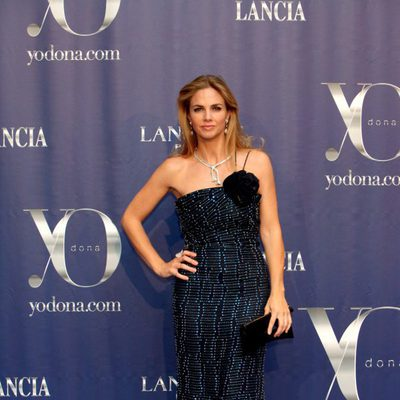 Genoveva Casanova en los Premios Yo Dona 2011
