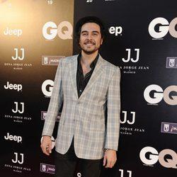 José Manuel Seda en la Fiesta GQ Noche de San Jorge Juan