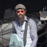 Mark Everett en el Festival de Glastonbury