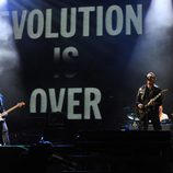 La Banda U2 en el Festival de Glastonbury