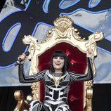 Jessie J en el Festival de Glastonbury