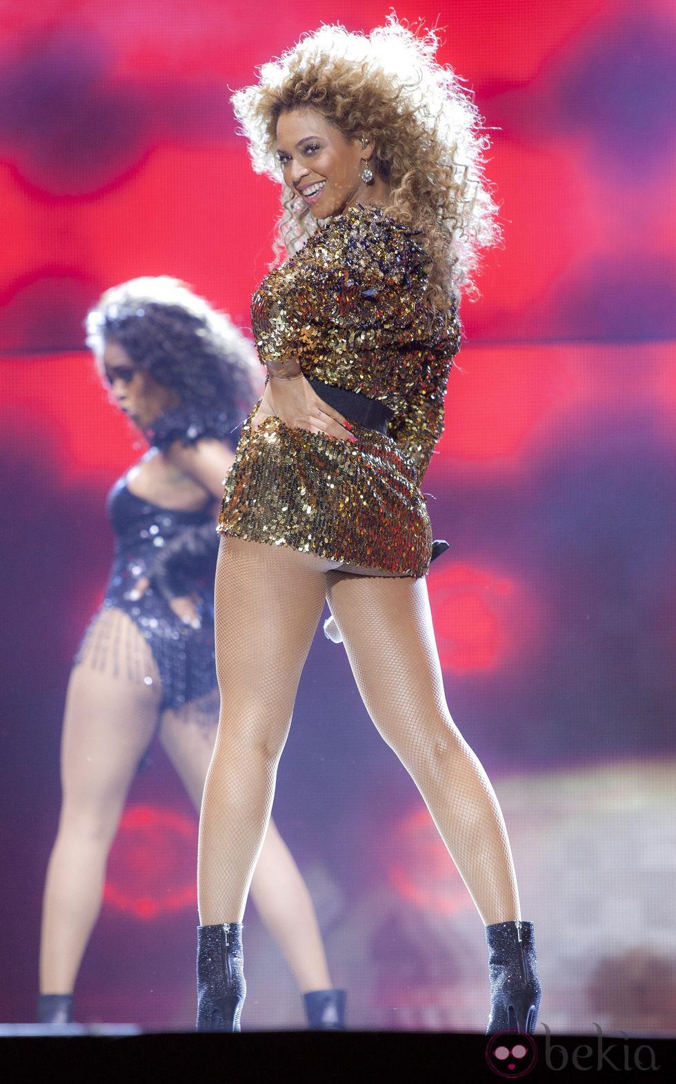 Beyoncé en Glastonbury