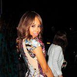 Jade Ewan en el concierto de Beyoncé