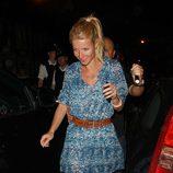 Gwyneth Paltrow en el concierto de Beyoncé