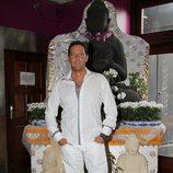Óscar Lozano en el Buddha