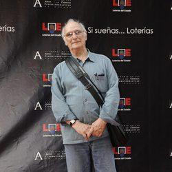 Carlos Saura en el Paseo de la Fama de Madrid