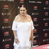 Sara Montiel en el Paseo de la Fama de Madrid