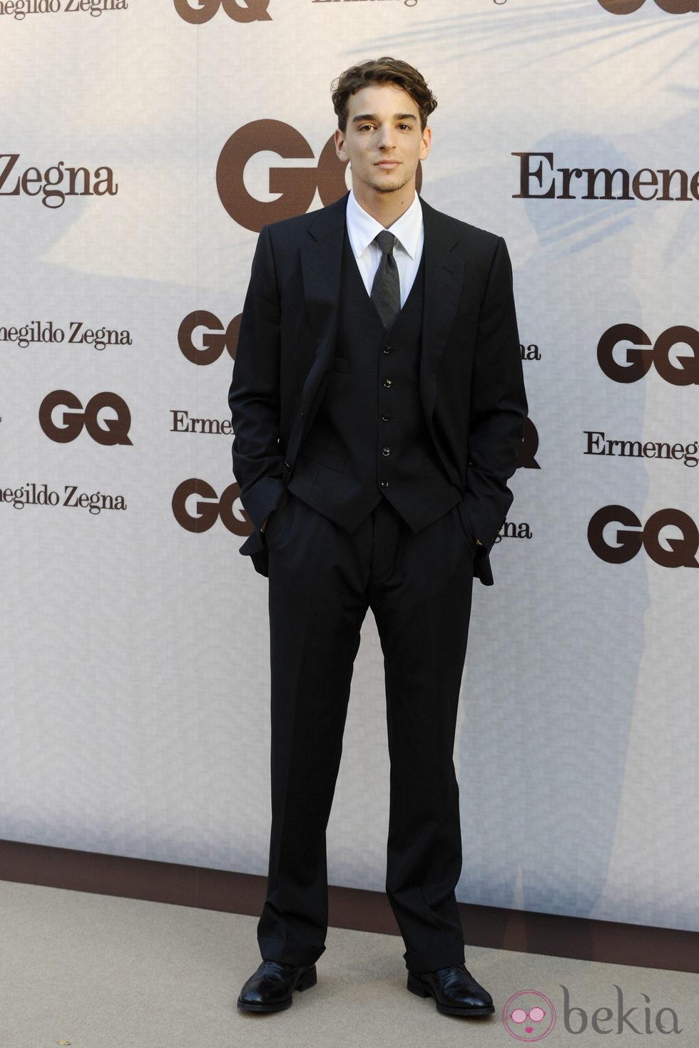 Clemente Lequio en los Premios GQ 'Hombres Elegantes 2011'