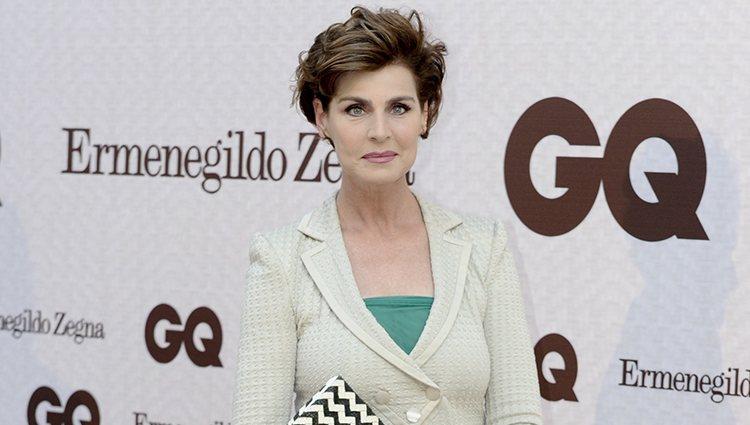 Antonia Dell'Atte en los Premios GQ 'Hombres Elegantes 2011'