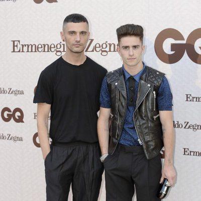 David Delfín en los Premios GQ 'Hombres Elegantes 2011'