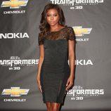 Gabrielle Union en la premiere en Nueva York de Transformers 3