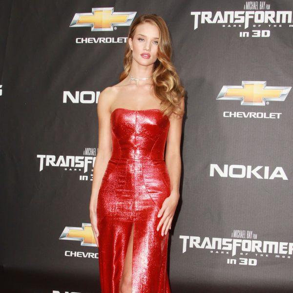 Premiere en Nueva York de 'Transformers: el lado oscuro de la luna'
