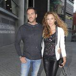 Borja Thyssen y Blanca Cuesta en el concierto de Ricky Martin en Madrid