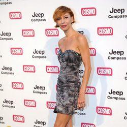 Elisa Matilla en los Premios Pétalo de Rosa de Cosmopolitan