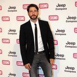 Félix Gómez en los Premios Pétalo de Rosa de Cosmopolitan