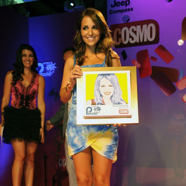 Premios Pétalo de Rosa de Cosmopolitan 2011