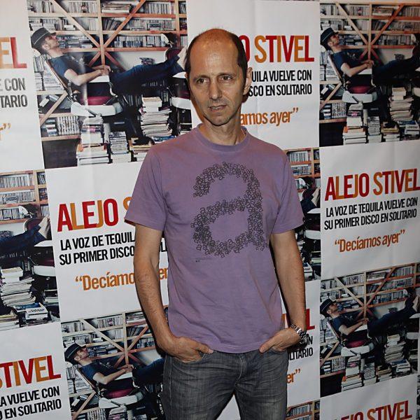 Concierto de Alejo Stivel en Madrid