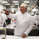 Alain Ducasse, chef que servirá el menú de la boda de Alberto de Mónaco
