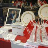 Souvenirs de la boda de Alberto de Mónaco y Charlene Wittstock
