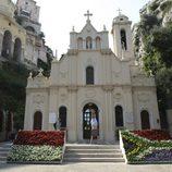 La Iglesia Sainte Devote de Monte-Carlo