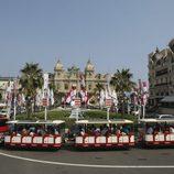 El Casino de Monte-Carlo aguarda engalanado la boda de Alberto de Mónaco