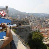 Vista de Monte-Carlo, que espera impaciente la boda de Alberto de Mónaco