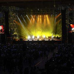 Concierto de 'The Eagles' para celebrar la despedida de soltero de Alberto de Mónaco
