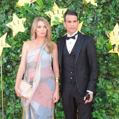 José María Manzanares y Rocío Escalona en la Fiesta del 25 Aniversario de 'Elle'