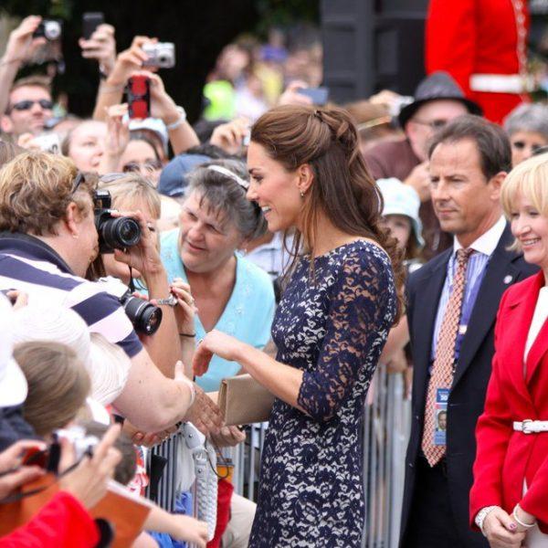 Primer viaje oficial de los Duques de Cambridge a Canadá